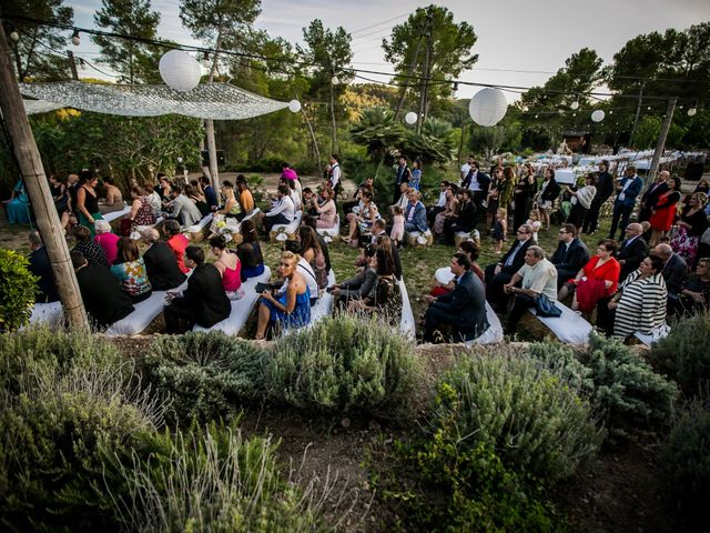 La boda de Jordi y Irene en Olivella, Barcelona 8