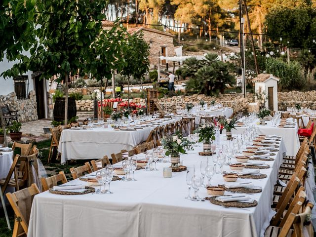 La boda de Jordi y Irene en Olivella, Barcelona 11