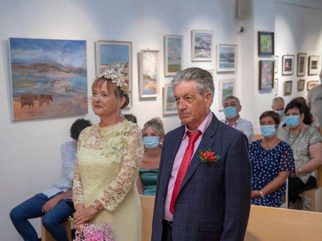 La boda de Eduardo y Joëlle en Sada, A Coruña 2
