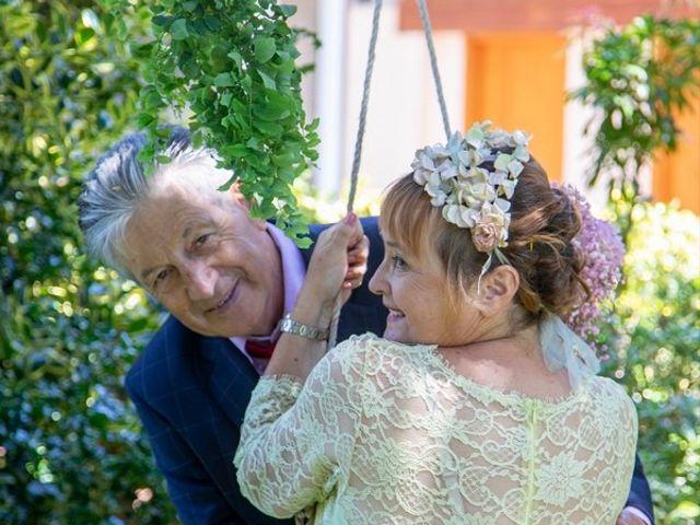 La boda de Eduardo y Joëlle en Sada, A Coruña 4