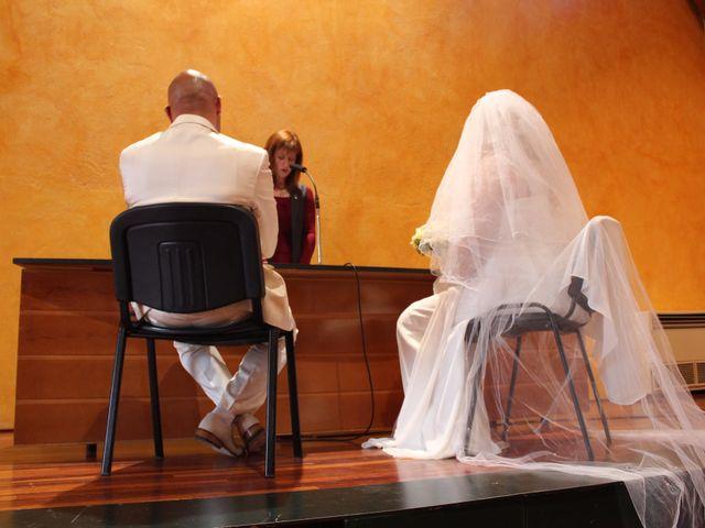 La boda de Javier   y Jenny  en Rubi, Barcelona 5