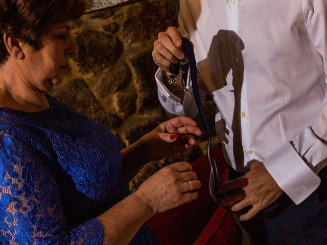La boda de Jonatan y Tania en Outes, A Coruña 10