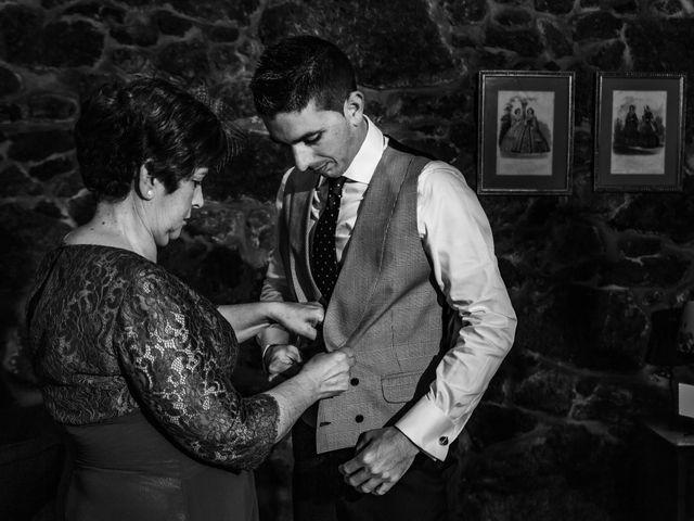 La boda de Jonatan y Tania en Outes, A Coruña 14