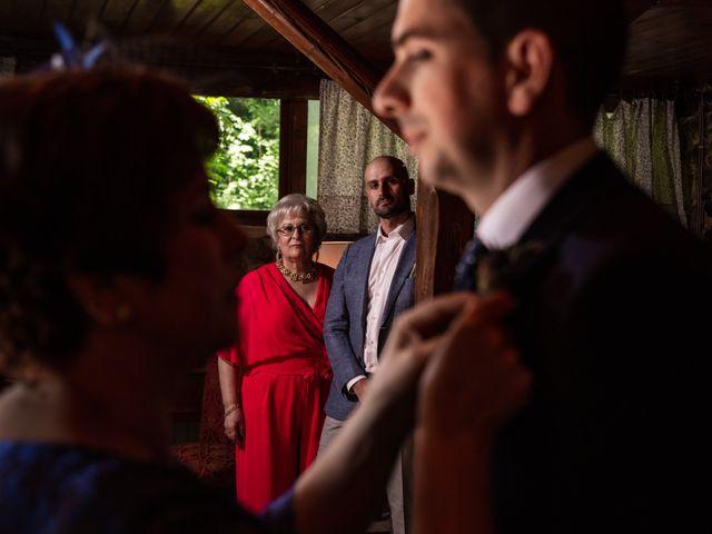 La boda de Jonatan y Tania en Outes, A Coruña 23