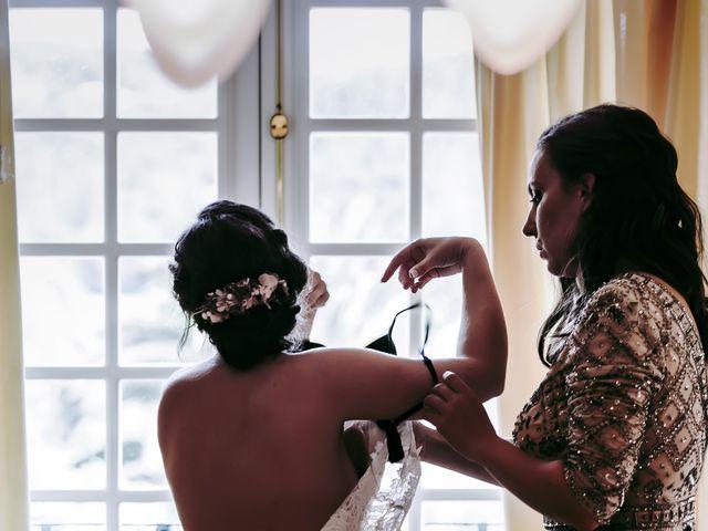 La boda de Jonatan y Tania en Outes, A Coruña 26