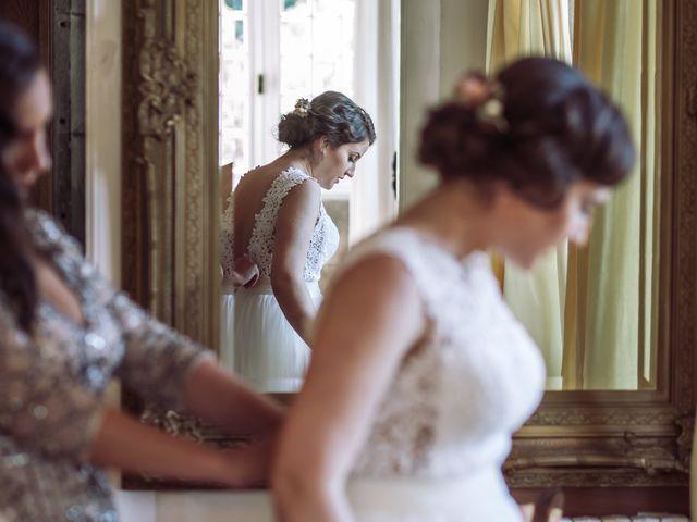 La boda de Jonatan y Tania en Outes, A Coruña 27