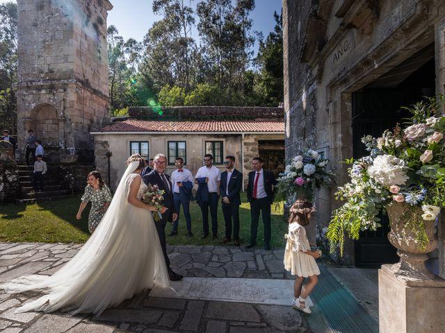 La boda de Jonatan y Tania en Outes, A Coruña 29