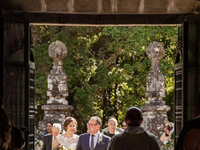 La boda de Jonatan y Tania en Outes, A Coruña 30