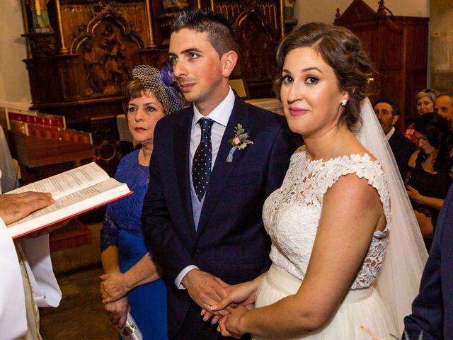 La boda de Jonatan y Tania en Outes, A Coruña 32