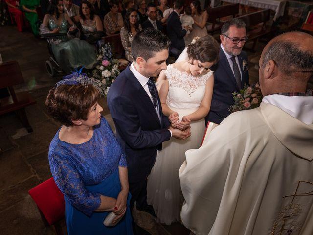 La boda de Jonatan y Tania en Outes, A Coruña 34