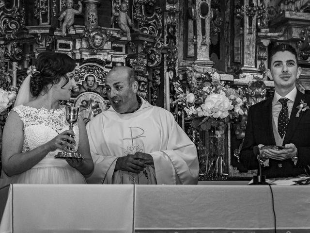 La boda de Jonatan y Tania en Outes, A Coruña 36