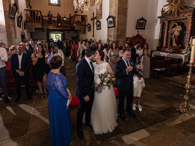 La boda de Jonatan y Tania en Outes, A Coruña 37