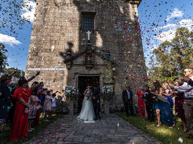 La boda de Jonatan y Tania en Outes, A Coruña 38