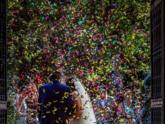 La boda de Jonatan y Tania en Outes, A Coruña 39