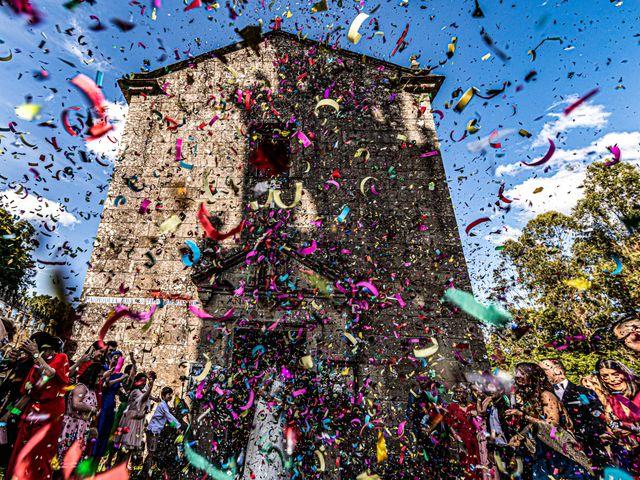 La boda de Jonatan y Tania en Outes, A Coruña 40