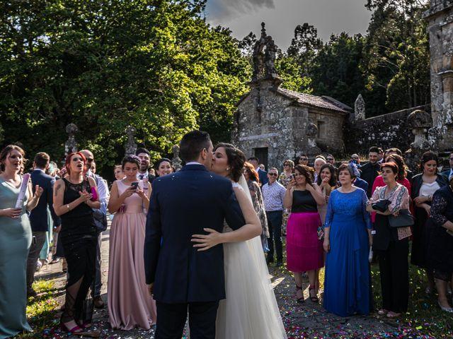 La boda de Jonatan y Tania en Outes, A Coruña 42