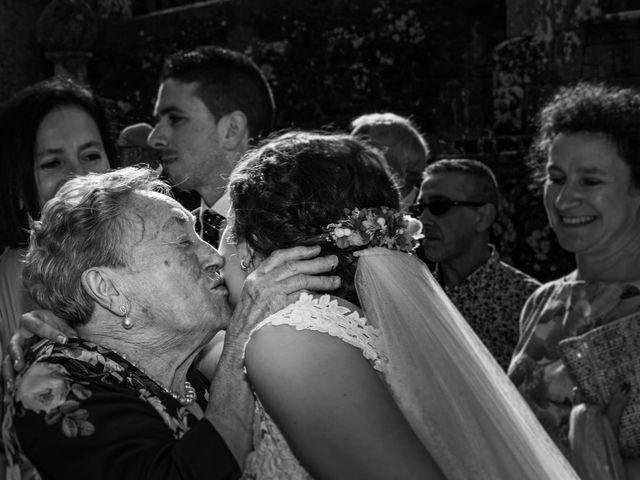 La boda de Jonatan y Tania en Outes, A Coruña 43