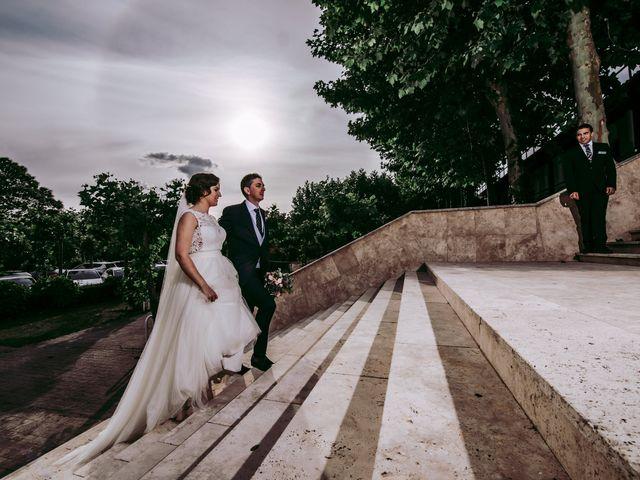 La boda de Jonatan y Tania en Outes, A Coruña 45
