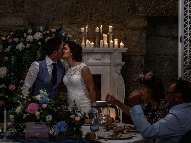La boda de Jonatan y Tania en Outes, A Coruña 50