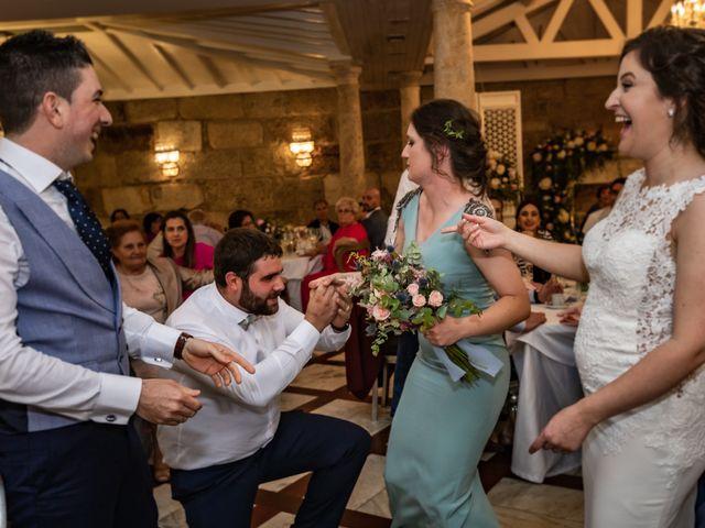 La boda de Jonatan y Tania en Outes, A Coruña 51