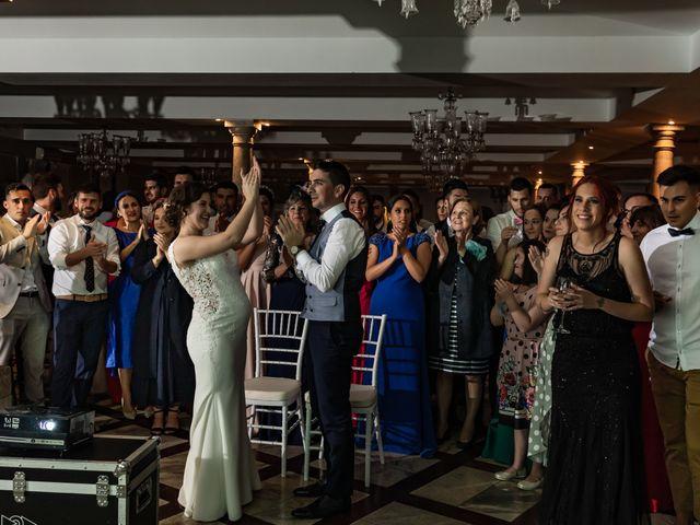 La boda de Jonatan y Tania en Outes, A Coruña 53