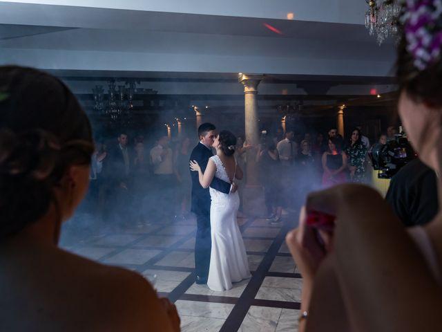 La boda de Jonatan y Tania en Outes, A Coruña 56