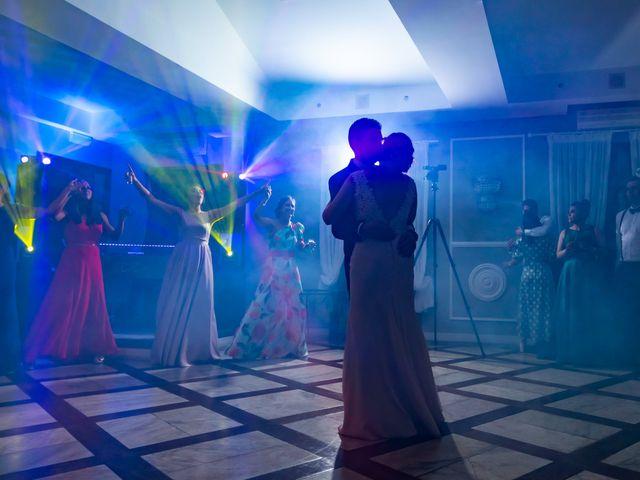 La boda de Jonatan y Tania en Outes, A Coruña 57