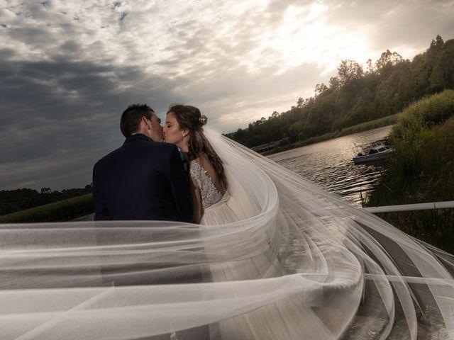 La boda de Jonatan y Tania en Outes, A Coruña 64