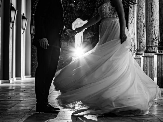 La boda de Jonatan y Tania en Outes, A Coruña 66