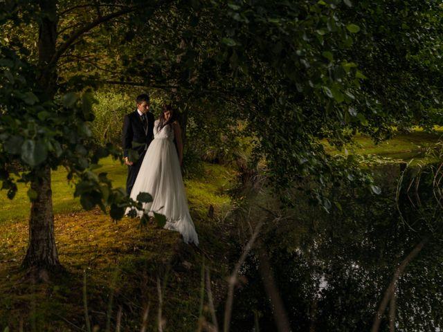 La boda de Jonatan y Tania en Outes, A Coruña 69