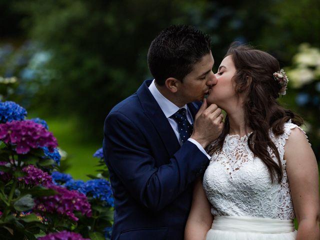 La boda de Jonatan y Tania en Outes, A Coruña 71