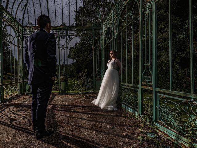La boda de Jonatan y Tania en Outes, A Coruña 72