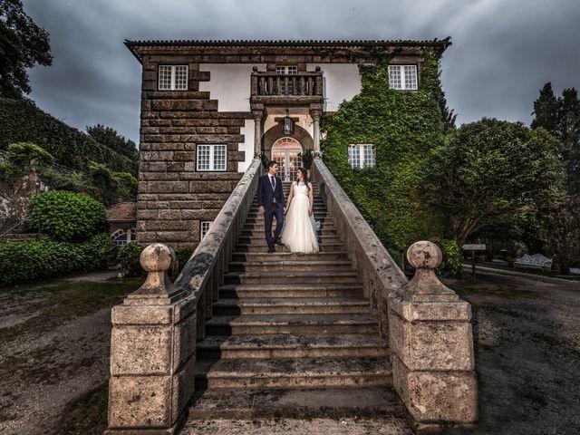 La boda de Jonatan y Tania en Outes, A Coruña 73