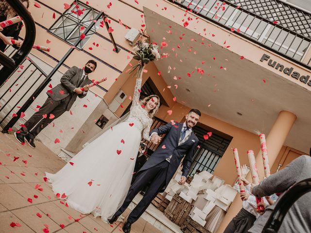 La boda de Israel y Eli en Sevilla, Sevilla 33