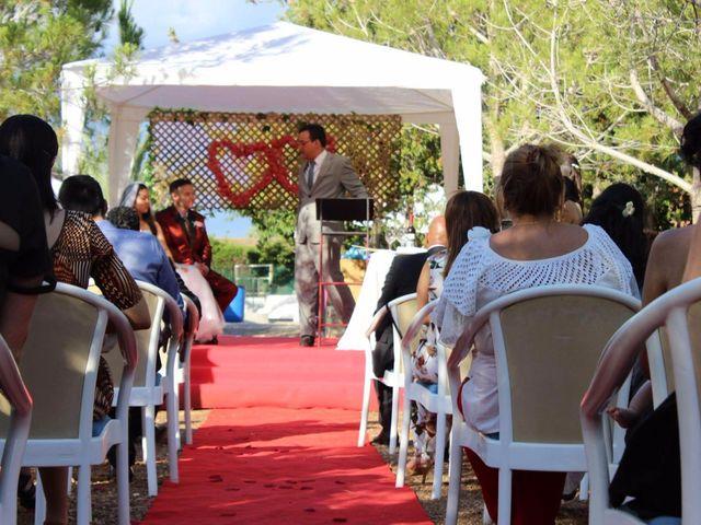 La boda de Henry y Adriana en Tarragona, Tarragona 2