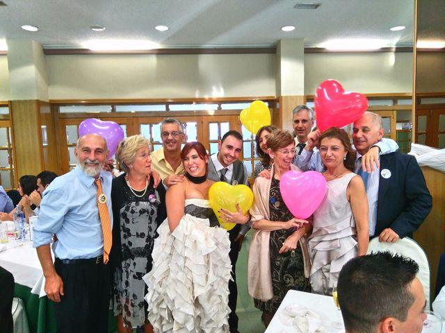 La boda de Susana y Adrián en Madrid, Madrid 3