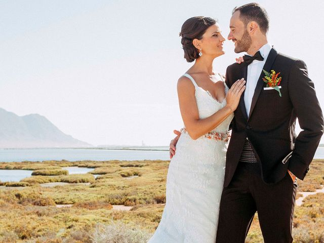La boda de Soraya y Michel