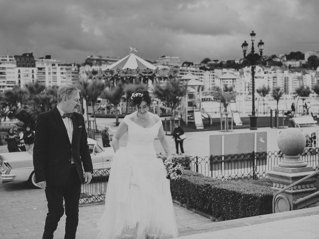 La boda de Mikel y Cristina en Donostia-San Sebastián, Guipúzcoa 8