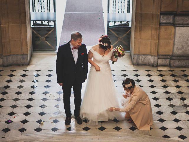 La boda de Mikel y Cristina en Donostia-San Sebastián, Guipúzcoa 9