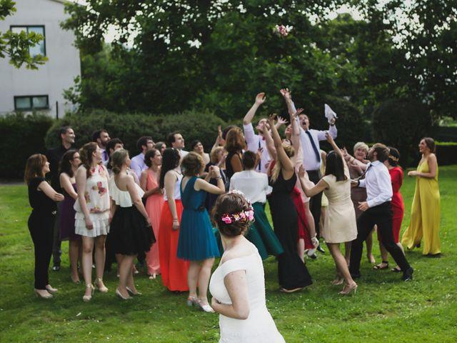 La boda de Mikel y Cristina en Donostia-San Sebastián, Guipúzcoa 27