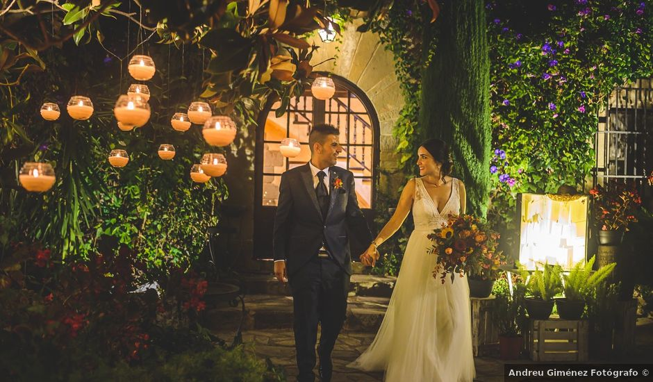 La boda de David y Lorena en Sentmenat, Barcelona