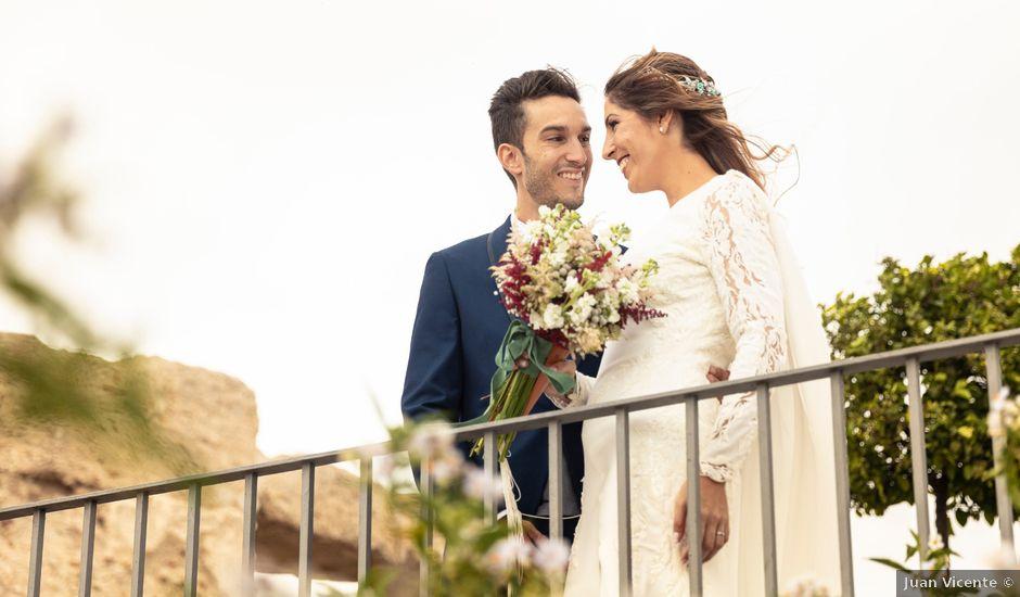 La boda de Jorge y Paula en Lebrija, Sevilla
