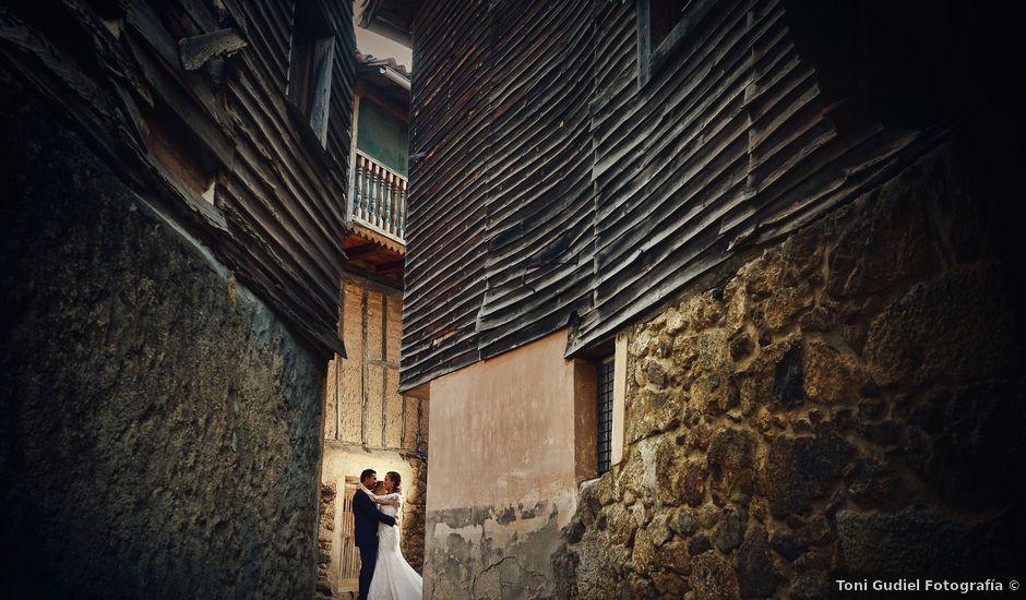 La boda de Agus y Bego en Plasencia, Cáceres