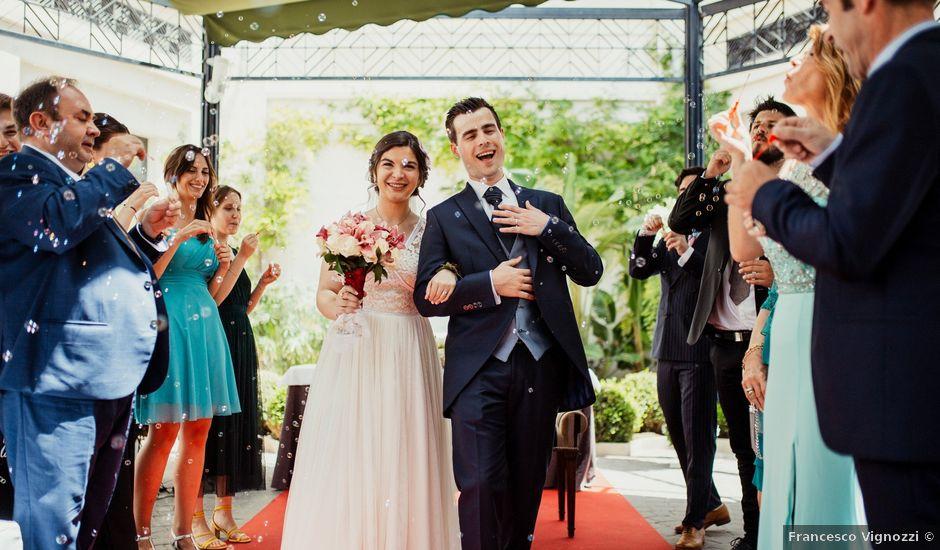 La boda de Álex y Pilar en Valencia, Valencia
