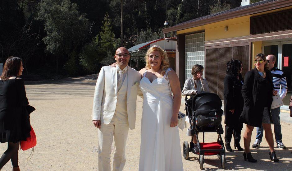 La boda de Javier   y Jenny  en Rubi, Barcelona