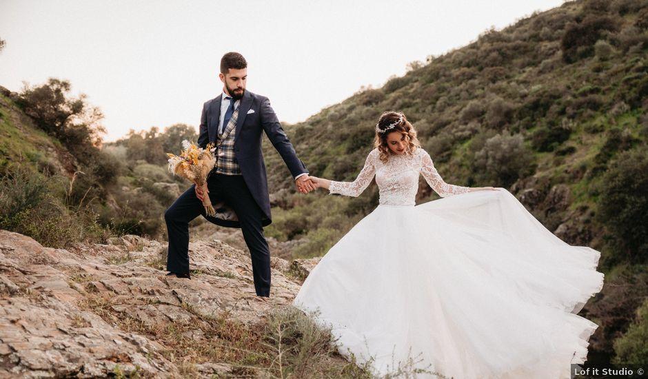 La boda de Israel y Eli en Sevilla, Sevilla
