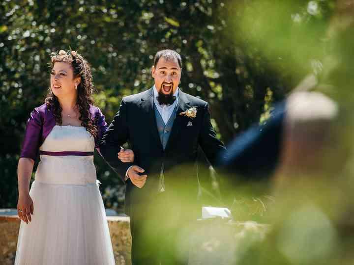 La boda de Anna y Genís