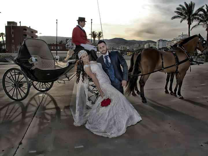 La boda de Belinda y Ruben