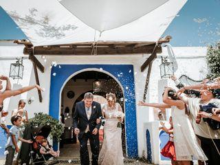 La boda de Esther y Guillermo