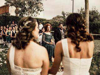 La boda de Noelia y Sabi